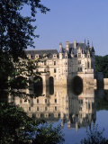 Chateau de Chenonceau, Loire Valley, France Photographic Print by Kindra Clineff