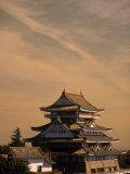 Atami-Jo Castle, Shizuoka, Japan Photographic Print by Walter Bibikow