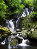 Torc Waterfall, Ireland Photographic Print by David Clapp