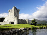 Ross Castle in Killarney, Ireland Photographic Print by David Clapp