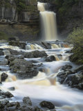 Thornton Force Waterfall, Yorkshire, UK Photographic Print by David Clapp