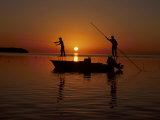 Bonefishing, Key Largo, FL Photographic Print by Jeff Greenberg