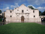 Alamo, San Antonio, Texas Photographic Print by Mark Gibson