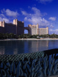 Atlantis Resort, Paradise Island, Bahamas Photographic Print by Angelo Cavalli