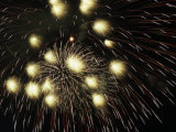 Fireworks Photographic Print by Mark Gibson