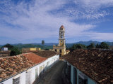 Church of San Francisco de Asis, Trinidad, Cuba Photographic Print by Angelo Cavalli