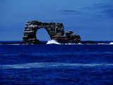 The Arch off Wolf Island, Galapagos Islands Photographic Print by Ernest Manewal