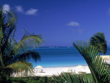 Tropical Beach, Turks and Caicos Islands Photographic Print by Timothy O'Keefe