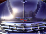 Close-up of a Chevrolet Car Lámina fotográfica por Silvestre Machado