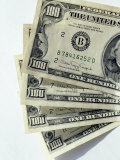 American Currency Photographic Print by Mark Polott