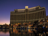 Bellagio Hotel, Las Vegas, NV Photographic Print by Lynn Eodice