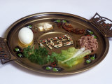 Ceremonial Seder Plate Photographic Print by David Wasserman