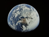 Earth Photographic Print by David Bases