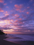 Sunset and the Ocean, CA Photographic Print by Mitch Diamond