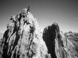 Rock Climbing, Tuolumne Meadows, CA Photographic Print by Greg Epperson