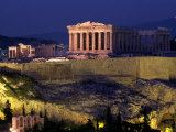 The Acropolis, Greece Photographic Print by Kevin Beebe
