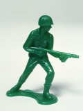 Toy Soldier Photographic Print by Peter Ardito
