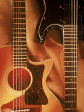 Guitars Photographic Print by Michelle Joyce