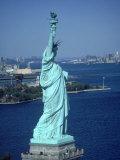 Statue de la Liberté, New York Photographie par Eric Figge