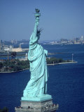 Statue of Liberty, New York Photographic Print by Eric Figge