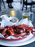 New Orleans, Crawfish, Gumbo Photographic Print by Jim Schwabel
