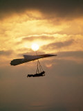 Hang Gliding Photographic Print by Doug Page