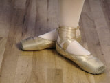 Ballerina's Feet Photographic Print by Dean Berry