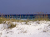 Beach on Gulf of Mexico, Al Photographic Print by Sherwood Hoffman