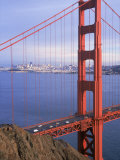 Golden Gate Bridge, San Francisco, California Photographic Print by Charles Benes