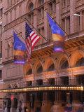 Carnegie Hall, NYC Fotodruck von Rudi Von Briel