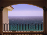 Pacific Ocean View, Cabo San Lucas, Baja, Mexico Photographic Print by Walter Bibikow