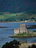Eilean Donan Castle, Loch Duich, Scotland Photographic Print by Kindra Clineff