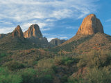 Superstition Mountains, Phoenix, AZ Photographic Print by Danny Daniels