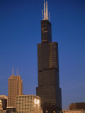 Sears Tower in the Afternoon Photographic Print by Bruce Leighty