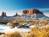 Monument Valley, Arizona Photographic Print by James Denk
