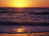 Ocean Beach at Sunset, San Francisco, CA Photographic Print by Daniel McGarrah
