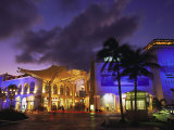 Las Islas Shopping Center, Cancun, Mexico Photographic Print by Walter Bibikow