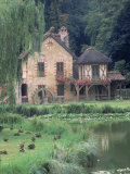 Marie Antoinette's Hamlet, Versailles, France Photographic Print by Kindra Clineff