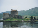 Eilean Donan Castle, West Coast, Scotland Photographic Print by Bruce Clarke