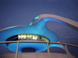 The Theme Building, Los Angeles Airport, Lax Photographic Print by Walter Bibikow