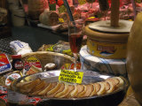Delicatessen Display, Italy Photographic Print