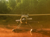 Morning Mist Floatplane, AK Photographic Print by Jim Oltersdorf