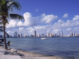 Miami Skyline, FL Photographic Print by Cheyenne Rouse