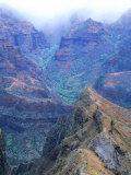 Waimea Canyon, Kauai, Hawaii Photographic Print by Jacque Denzer Parker
