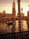 Venetian Theme Resort, Las Vegas Photographic Print by Stuart Westmorland