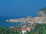 Cefalu, Sicily, Italy Photographic Print by Frank Chmura