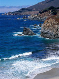 The Pacific Coast at Big Sur, California Photographic Print by Harvey Schwartz
