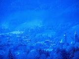 Kitzbuhel, Austria Photographic Print by Walter Bibikow