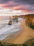 12 Apostles, Victoria, Australia Fotografie-Druck von Peter Walton