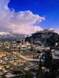 Salzburg, Austria Photographic Print by Walter Bibikow